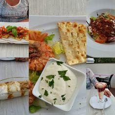 #familienlifestyle pur. Mit meiner #frau  lecker Essen gewesen. Griechenland Flair und mediterrane Küche rundet einen perfekten Tag ab.  #TeamOberliessen #arndoberliessen #lifestyle #freiheit #freizeit