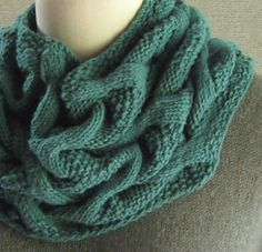 Bohemica reversible cowl by Carol Sunday $6
