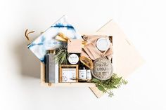 Creative gifting just got easier. Get up close and personal with these impeccably curated gift boxes.