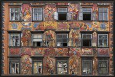 graz fassade Herzogshof - Google-Suche
