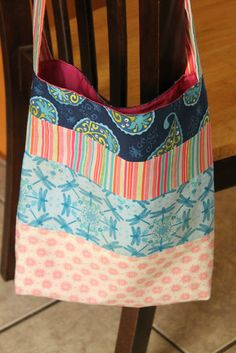 Dragonfly Designs: Boho Bag ~ a tutorial