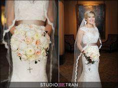 Cortland and Heidi Married - Studio Tran Photographers