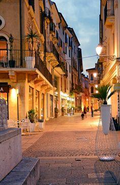 Vicenza, Italy (ph. Saverio Bortolamei) - my oldest daughter hometown.. the city we've spent 2 wonderful years...
