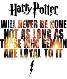 Potter lives on.