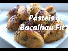 111. Pasteis de Bacalhau Com Batata Doce | Pasteis de Bacalhau Fit - YouTube