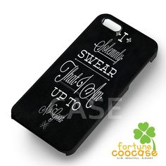 Harry Potter Quotes -tri for iPhone 6S case, iPhone 5s case, iPhone 6 – Fortunecoocase