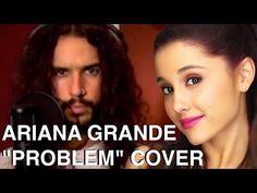"Viral Video of Ariana Grande's ""Problem"" Cover Version   POPSUGAR Celebrity"