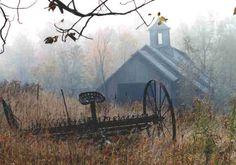 "How Great Thou Art ... ""Autumn Mist"""