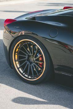 Ferrari 458 Italia X ADV.1