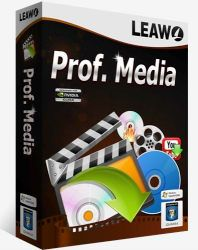 Leawo Prof. Media 1-Year for PC or Mac