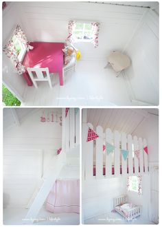 www.byevy.com | Every little girls dream | Rødhette lekehytte | Play Cottage | Stavanger Fotograf
