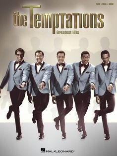 "The Temptations  ""The Way You Do The Things You Do"", ""Just My Imagination"" and ""My Girl"""