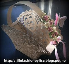basket lillefashion.by.lise Basket, Crown, Jewelry, Fashion, Moda, Corona, Jewlery, Jewerly, Fashion Styles