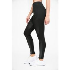 Shop for RAG Women's Active Leather-Look Legging with Mesh Insert (Pack of 2). Free Shipping on orders over $45 at Overstock.com - Your Online Women's Sport Clothing Destination! Get 5% in rewards with Club O! - 23294896