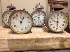 antique French clocks