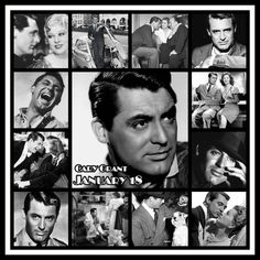 Cary Grant Created by Diane Yoder 2017