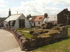 St Andrews Old Kirk, North Berwick, Scotland