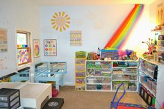 Our Reggio Inspired Playroom & Learning Space | Epic Childhood