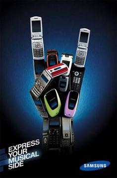 #creative #smart #clever #advertisements #brilliant #idea #Samsung