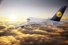 Flight report: Lufthansa A380 Old Business Class Frankfurt to Johannesburg