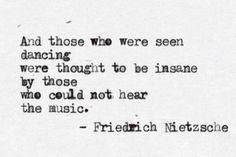 Fredrick Nietzsche quote