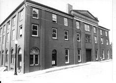 The American Hotel, Staunton, Va 1855