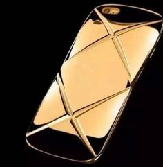 iPhone 6/6S, 6/S Plus - X Marks The Spot Mirror Case in Gold or Silver