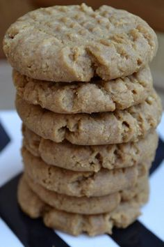 Sugar Free Peanut Butter Cookies. For anyone with diabetes, this is a great recipe!