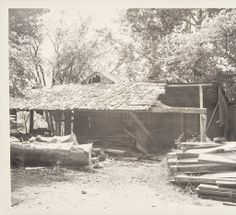 Jonathan Trumbull up and down saw mill at Lebanon :: Connecticut History Online