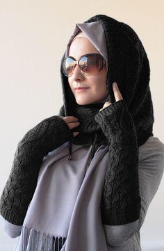 34.90 tl knit, karacabutik, www.karacabutik.com, boyunluk, tesettür, tesettür giyim, tesettür modası, tesettur