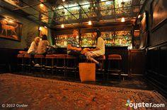 lobby bar, bowery hotel, nyc