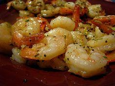 Mexican Garlic Shrimp Recipe
