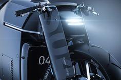 Ce concept de moto inspiré du Japon est superbe - Image 3