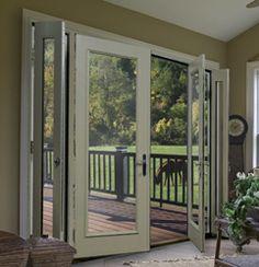 Vented Sidelites | Window u0026 Door & Ashworth(R) Patio Door with Venting Sidelites by Woodgrain ... pezcame.com