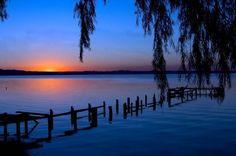 Lago Azul, Paraguay