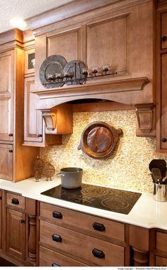 Kitchen Kitchen Cabinets, Wood, Pantries, Kitchens, Home Decor, Restaining Kitchen Cabinets, Homemade Home Decor, Woodwind Instrument, Kitchen Base Cabinets