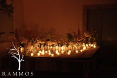 Decoration at a private villa  Floral Design: Leonidas Rammos www.rammosflowers.gr