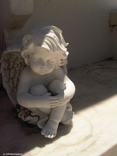 Angel ~ watching over me!                                                                                                                                                                                 More