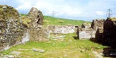 EBK: Mynydd-y-Gaer, Glamorganshire