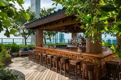 The best rooftop bar
