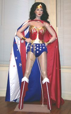 The Wonder Woman Mannequin Project