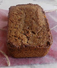 THM pumpkin bread (S) someone in the THM group said to let it sit overnight and it tastes so good!