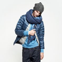 Mens Ultra Light Down - Mens Down Coats and Jackets | UNIQLO. Available in slim fit?!?