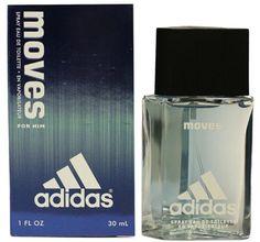 c310666d7d6 On Sale-Adidas Moves Cologne by Adidas for Men. Eau De Toilette Spray Oz    30 Ml.