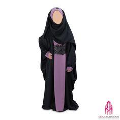 Abaya Hyderabad Binti #Boutique #muslim #kids - #girl - #jilbab - #salat - #prière - #best - #abaya - #modest #fashion - - #modest #wear - #muslim #wear - #jilbabi - #outfit - #hijabi - #hijabista - #long #dress - #mode #musulmane - #DIY - #hijab