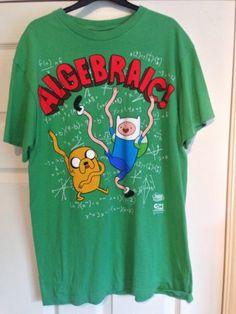 Adventure Time T-Shirt   eBay
