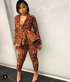 BEAUTIFUL 2019 NIGERIAN PANTS FASHION: ANKARA STYLES OFFER A WIDE VARIETY OF OPTIONS