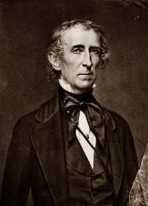 John Tyler (March 29, 1790 – January 18, 1862) was the tenth President of the United States (1841–1845).