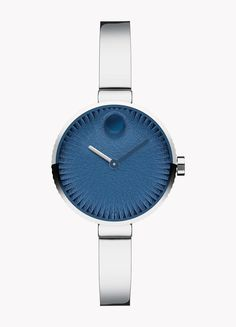 Edge to Edge: Yves Behar's new Special Edition Movado