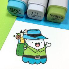 Artist Adventure Doodle